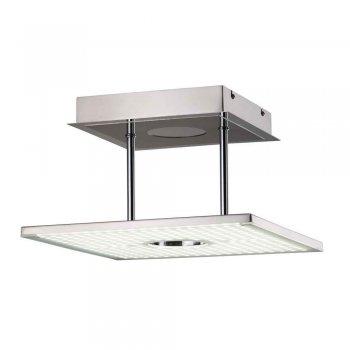 helle led deckenlampe 50 4 w shine led 51261 dimmbar fischer. Black Bedroom Furniture Sets. Home Design Ideas
