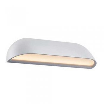 LED exterior wall light Front 26 white Nordlux