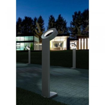 "LED outdoor path light ""Meridian"" 6164S (gr) anthracite Eco-Light"