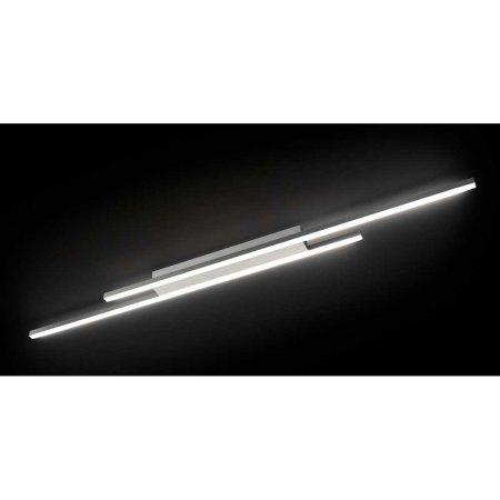 led ceiling light forte 78 763 072 aluminum amox by grossmann. Black Bedroom Furniture Sets. Home Design Ideas