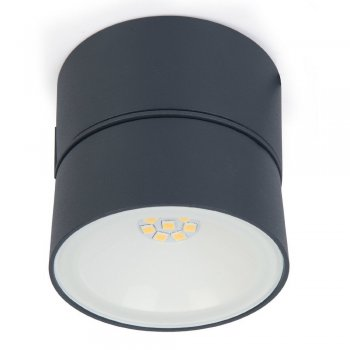 LED outdoor light cast aluminum Anthracite