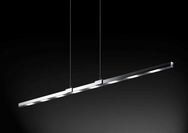 led pendelleuchte linea 110cm von schmidt leuchten On esstischleuchte led