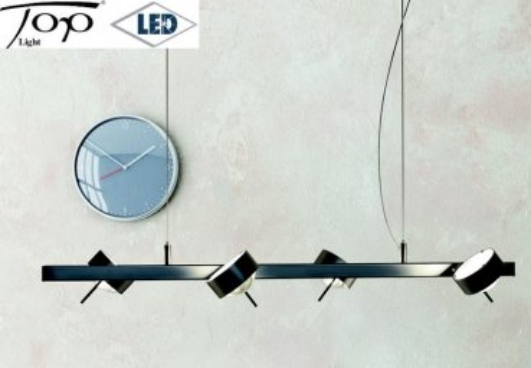 led esstischleuchte sixtett nur 12 x 8 watt top light. Black Bedroom Furniture Sets. Home Design Ideas