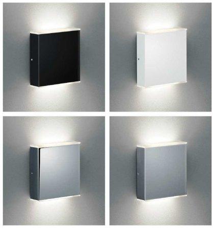 attraktive led wandleuchte case xl 1136 schmidt leuchten. Black Bedroom Furniture Sets. Home Design Ideas