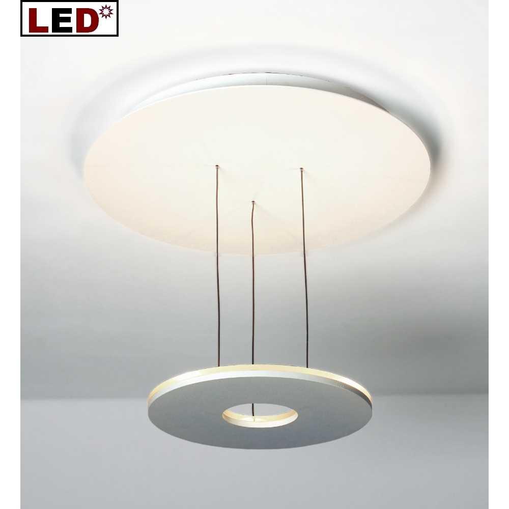 led deckenlampe saturn 36480309 matt weiss bopp leuchten. Black Bedroom Furniture Sets. Home Design Ideas