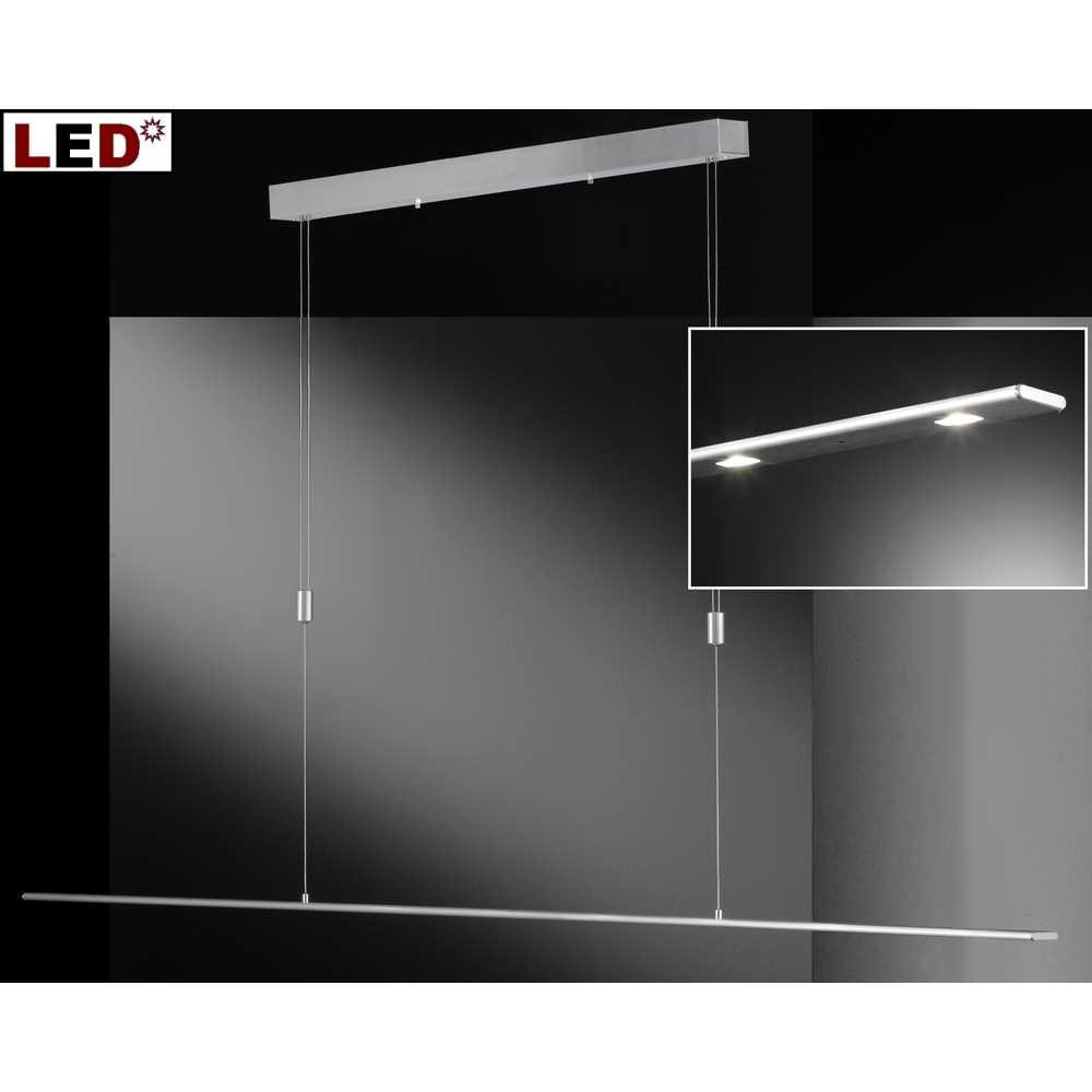 xxl led esstischlampe 67740 vilde 180cm hugo honsel. Black Bedroom Furniture Sets. Home Design Ideas
