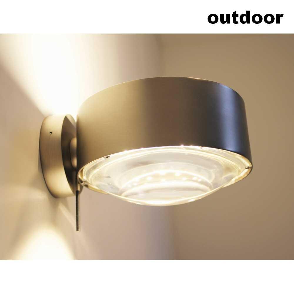 drehbare au enwandleuchte puk meg maxx wall outdoor top light. Black Bedroom Furniture Sets. Home Design Ideas