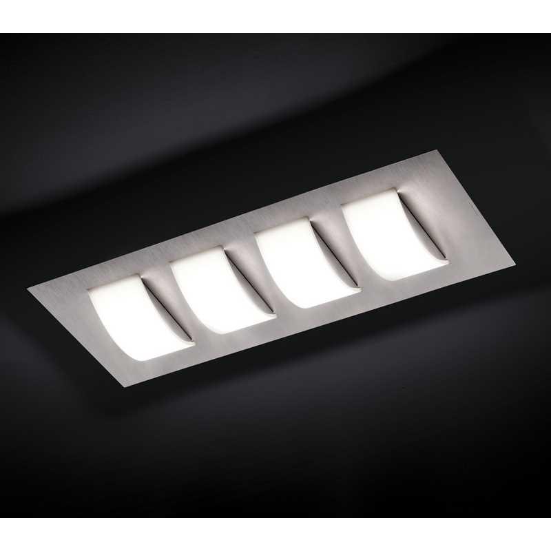 led ceiling light coba 54 767 072 of grossmann. Black Bedroom Furniture Sets. Home Design Ideas