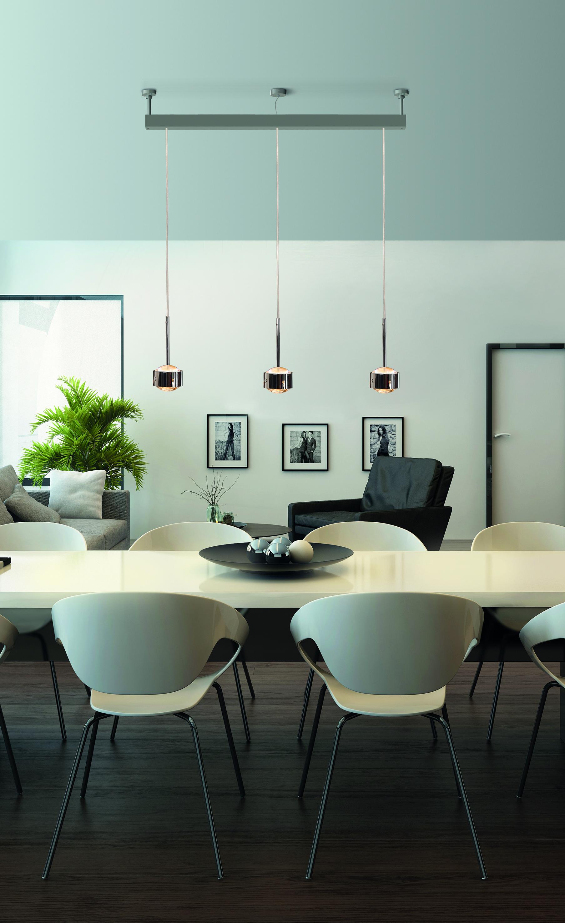 puk choice drop led top light. Black Bedroom Furniture Sets. Home Design Ideas