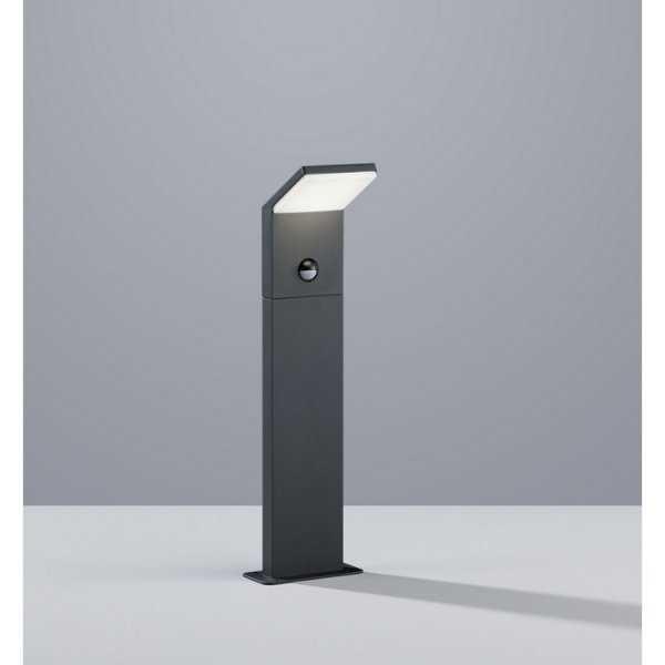 Weitere LED Sockelleuchte PEKO mit Bewegungsmelder anthrazit