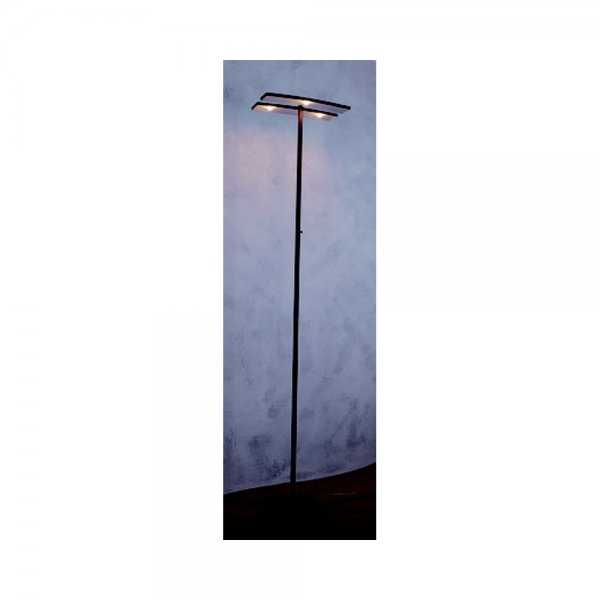 Meinten sie led deckenfluter arco antik kupfer 28040009 for Lampen kupfer