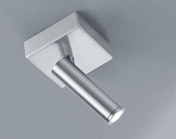 Helestra - LED ceiling spotlight FOX 15/1760.06 - IP40 - mattnickel