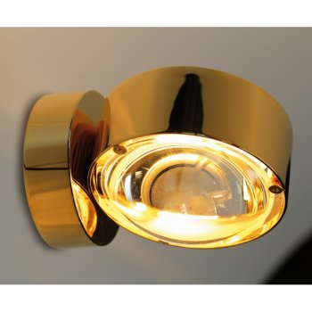 Wall lamp PUK Wall gold 2-0816 by Top Light