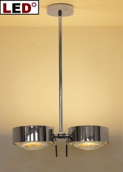 LED Ceiling-light PUK MAXX SIDE TWIN various colors Top Light