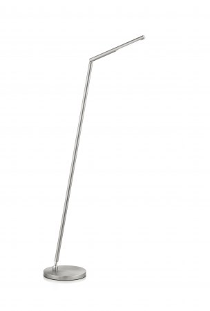 Knapstein LED floor lamp Dina-S gesture control, dimmable - colour selection