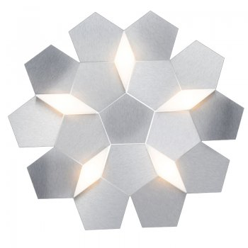 Exhibition Piece Karat LED wall/ceiling light 5-flame Grossmann 75-785-072