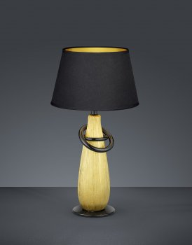 Table light Thebes - Ceramic gold - R50641079 by RL
