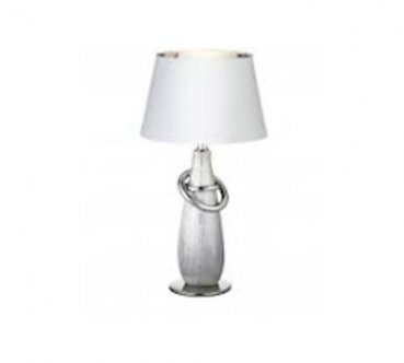 Table light Thebes - Ceramic Silver - R50641089 by RL