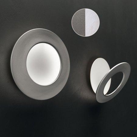 Icone Vera 26 wall lamp slate aluminium Ø 26cm adjustable