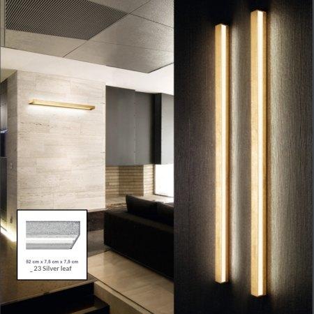 Panzeri LED wall & ceiling lamp