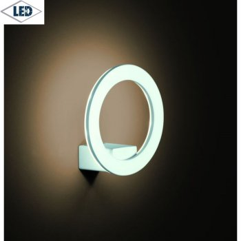 LED wall lamp TORI 88/1346 round from Helestra