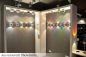 "Mobile Preview: Ausstellungsstück - LED Pendelleuchte ""SIXTETT"" chrom nur 12 x 8 Watt Top Light"