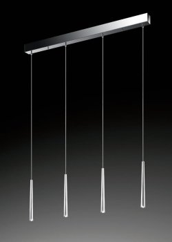 "LED Pendant ""LUCID"" Schmidt-lights 4-way"