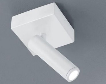 LED ceiling spotlight FOX white- in different versions - Helestra