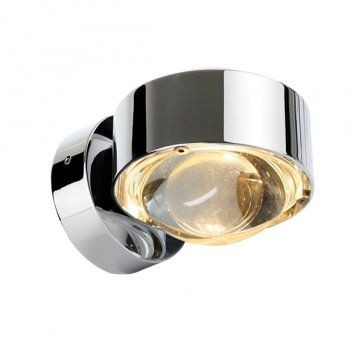 Wandleuchte PUK Wall Chrom 2-0812 von Top Light
