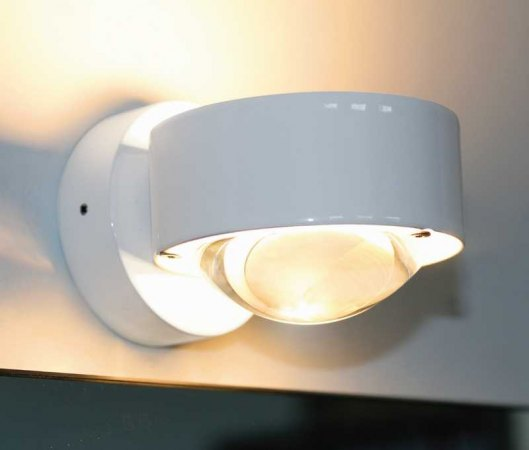 "Wall lamp ""PUK WALL"" White 2-0814 TopLight - in Stock"