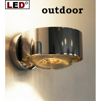 LED Außenwandleuchte PUK WALL MAXX Outdoor Top Light