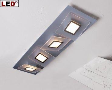 Bopp led leuchten lampen schubert for Billige led deckenlampen