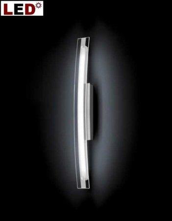 LED Wandleuchte VITA 52 764 072 Alu Gebürstet 57cm Grossmann
