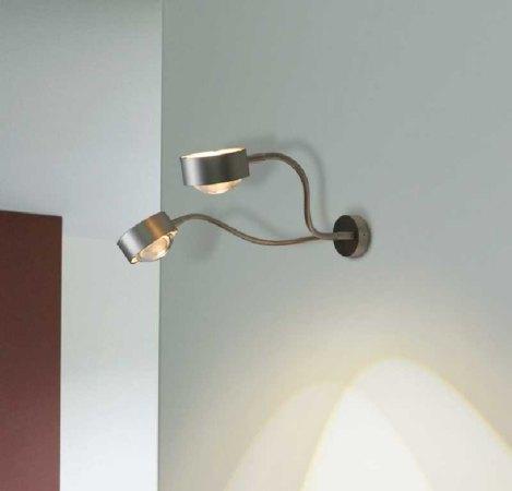 Puk Wandleuchte wandleuchte puk wall flexlight top light