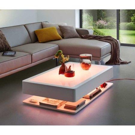LED Wohnzimmertisch ORA Home Pro 28 16 01 Moree