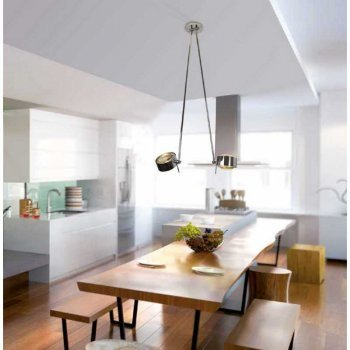 Halogen ceiling light PUK MAXX CEILING SISTER SINGLE Top Light