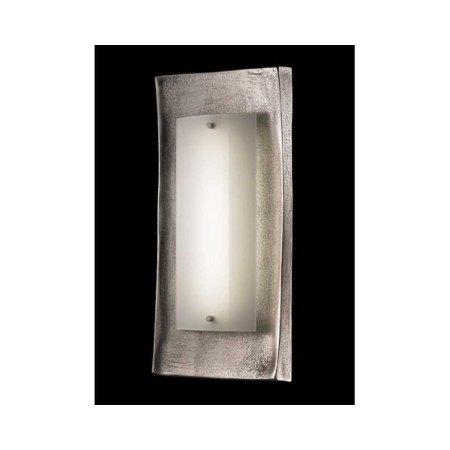 LED Wandleuchte Shine Alu 51501 Nickel Antik Fischer Leuchten