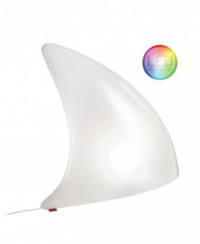 "Bodenleuchte ""Shark Indoor LED"" 26-01-01-LED weiß Multicolour Moree"