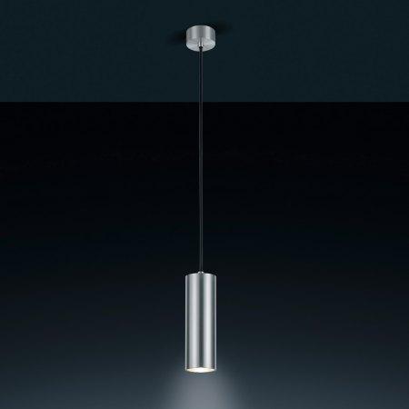 LED Pendelleuchte OSO Textilkabel Schwarz 16/1554.26 Helestra