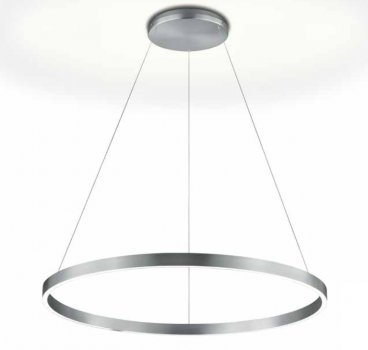 Knapstein 51.477.05 Eleganter LED Leuchtring Ø 80 cm Up/Down Funktion Sensortechnik