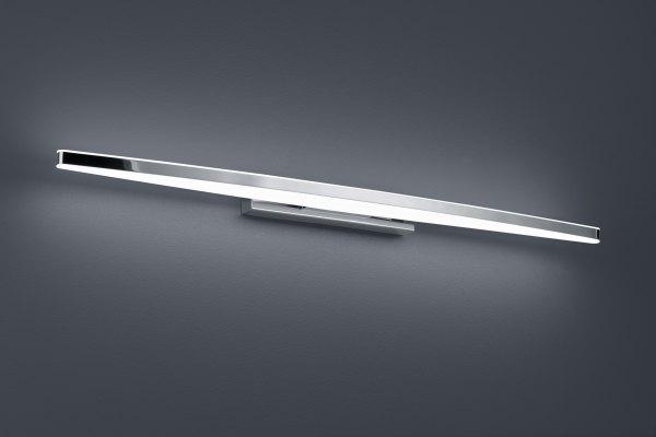 Helestra LED Wandleuchte ARGO chrom/Acrylglas satiniert 18/1935.04