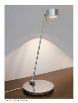 Top Light LED Puk Maxx Table Tischleuchte Farbauswahl