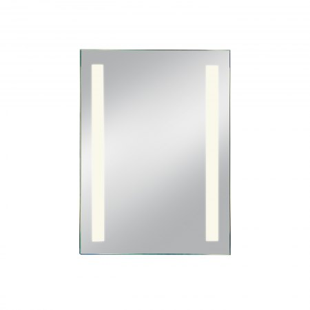 Top Light FineLine LED crystal mirror illuminated, satin finish Size Selection