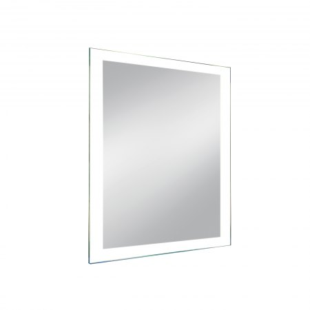 Top Light SideLight LED crystal mirror illuminated, satin finish Special sizes
