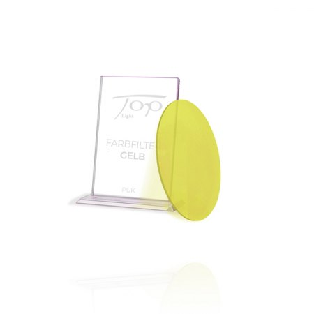 Top Light Accessories Puk colour filter yellow - only under glass or lens 2-2030