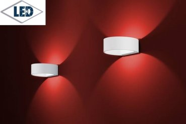 LED wall light FOSCA 18/1328.07 Helestra