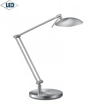 LED table lamp 61.605 series Knapstein, dimmable
