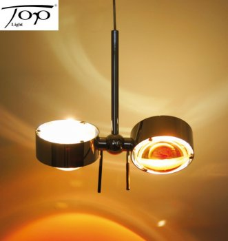 "Top Light Pendelleuchte ""PUK CEILING DOUBLE"" Farbauswahl"