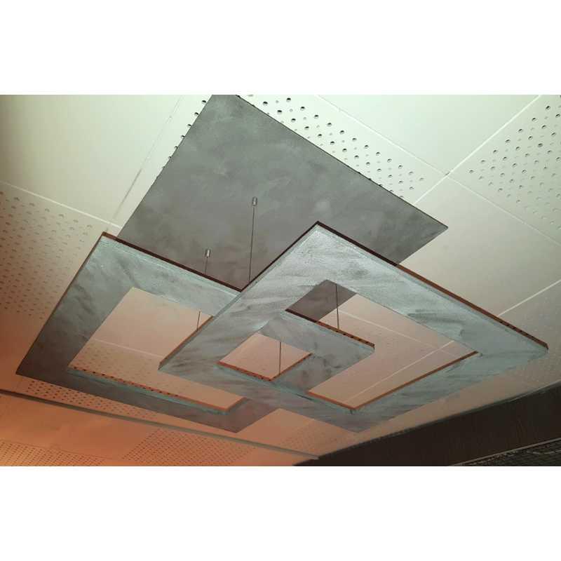 led deckenleuchte zen due 47981009 beton escale leuchten. Black Bedroom Furniture Sets. Home Design Ideas