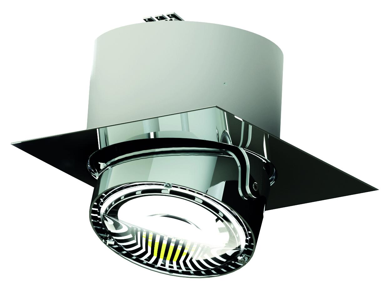 puk maxx inside led quadratisch einflammig top light. Black Bedroom Furniture Sets. Home Design Ideas